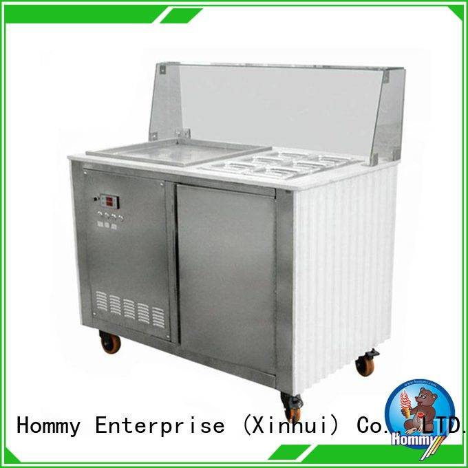 durable ice cream machine for sale 19℃ to -22℃ renovation solutions for road house