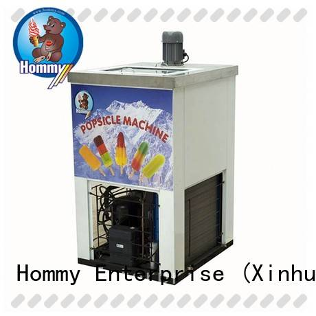 Hommy latest ice lolly machine wholesale