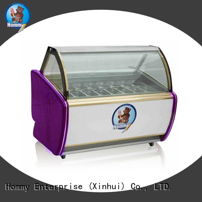commercial ice cream display freezer freezer gelato manufacturer for display ice cream