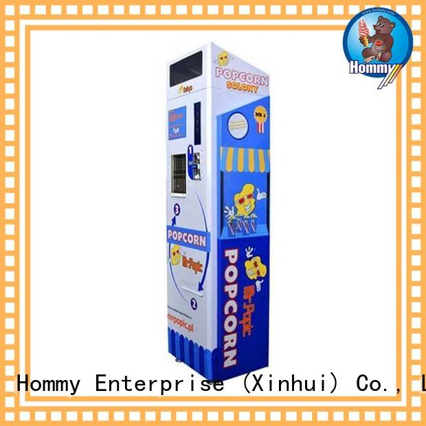 Hommy top cheap vending machine high-tech enterprise for beverage stores