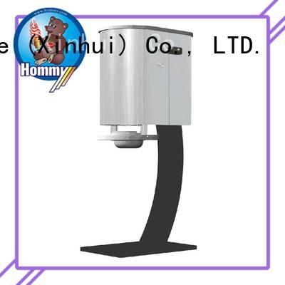 Hommy high quality blizzard machine factory for frozen drink kiosks