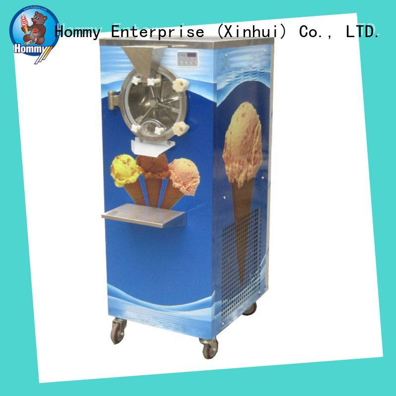 skillful technologists ice cream machine price low noise fast delivery for coffee shop