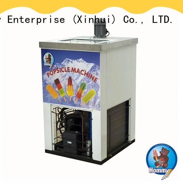 Hommy popular popsicle maker machine wholesale for food–processing