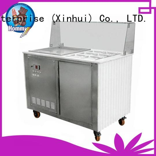 Hommy highly-efficient ice cream machine for sale fast dispatch for road house