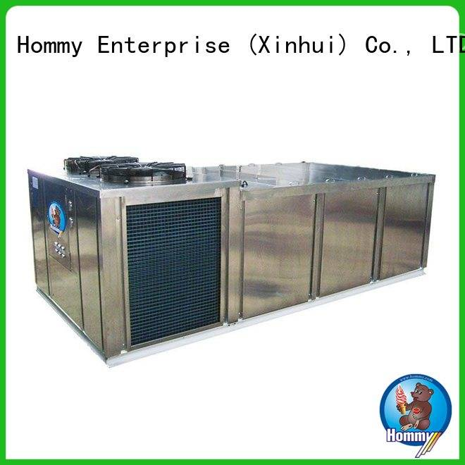 Hommy eco-friendly ice block maker high-tech enterprise for beverage stores