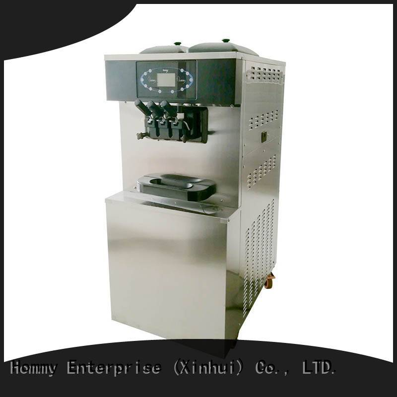 Hommy competitive price cheap ice cream machine supplier