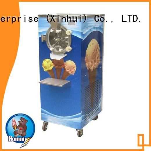 skillful technologists ice cream machine for sale low vibration manufacturer for bake shop