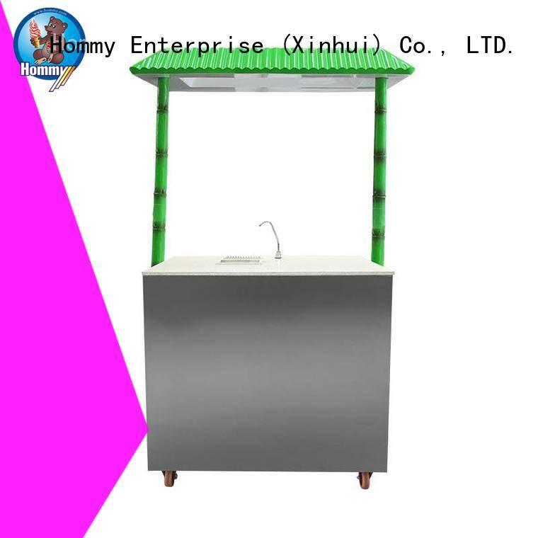 Hommy hygienic sugarcane machine wholesale for food shop