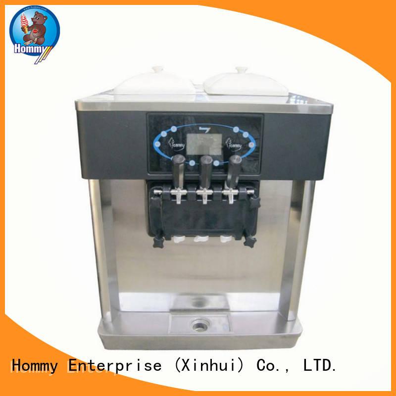 strict inspection frozen yogurt machine hm706 trendy designs for smoothie shops