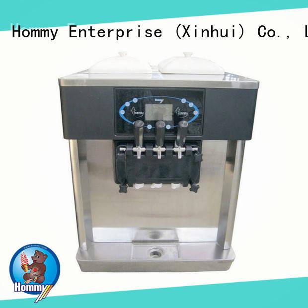 strict inspection frozen yogurt machine automatic manufacturer for ice cream shops