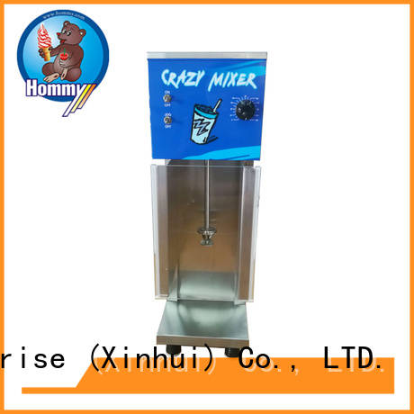 high quality mcflurry machine frozen dessert manufacturer for coffee shops