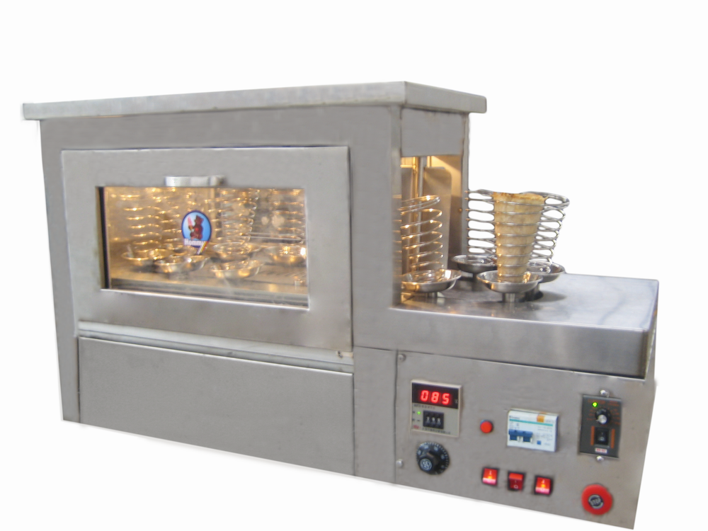 Hommy Hommy pizza cone maker supplier for store-4