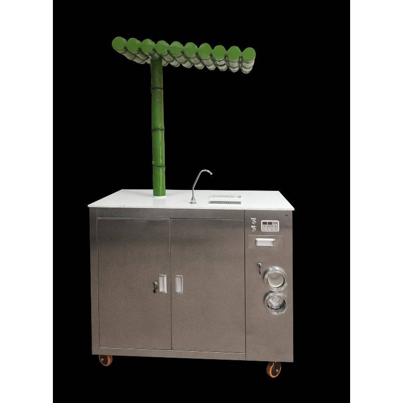 ZJ170A Commercial Sugar Cane Juice Extractor Machines
