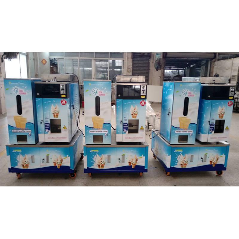 HM116C table top vending ice cream machine