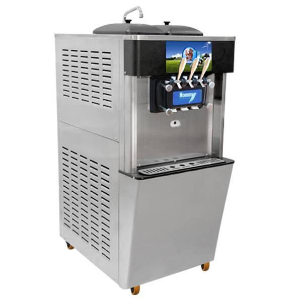 HM726 soft ice cream machine
