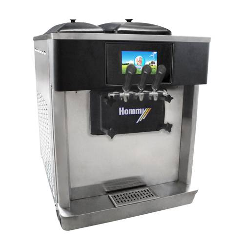 HM706 soft ice cream maker