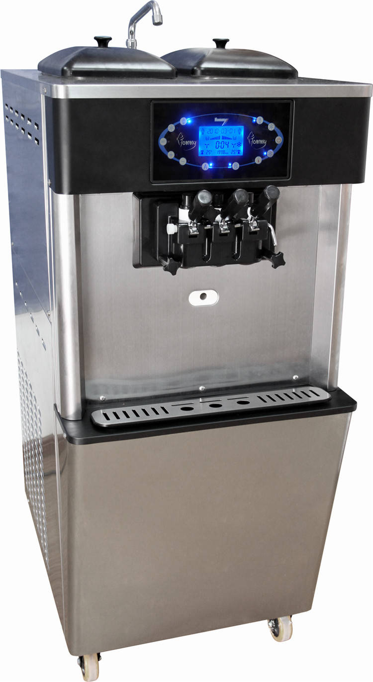 HM716A soft ice cream machine