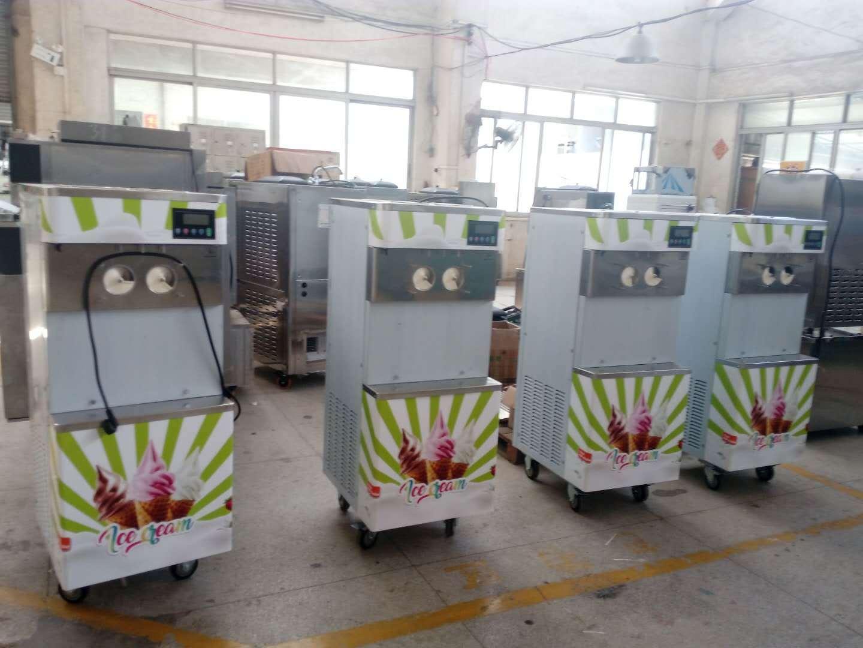 HM220 soft ice cream machine