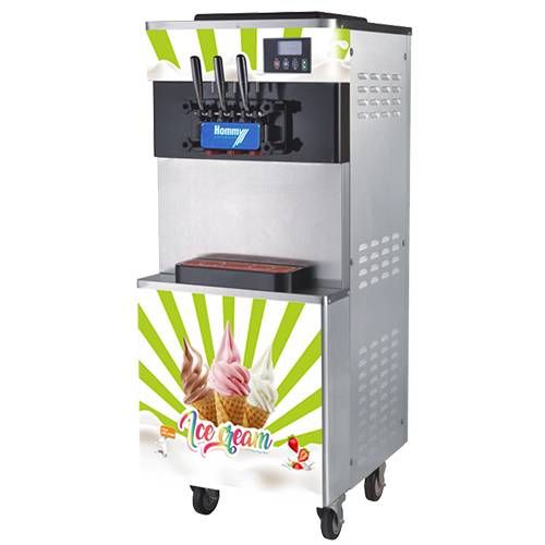 HM220 soft ice cream machine