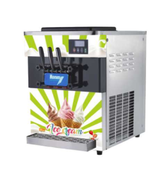 HM316 table top ice cream maker
