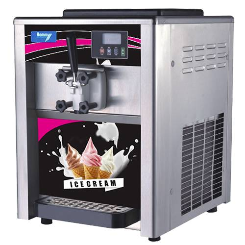 HM106 one flavour table top ice cream maker