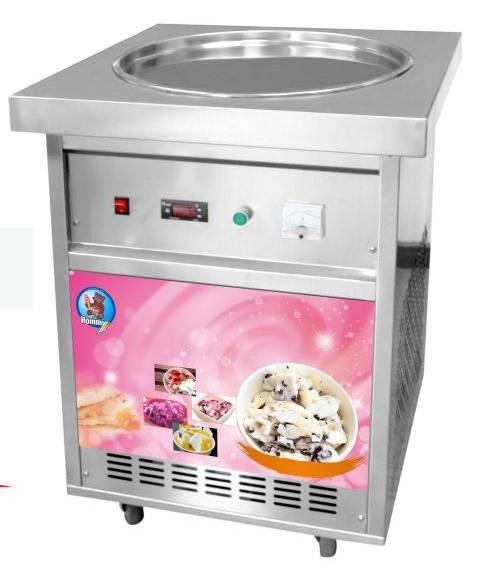 M-SM-400 fried ice cream maker