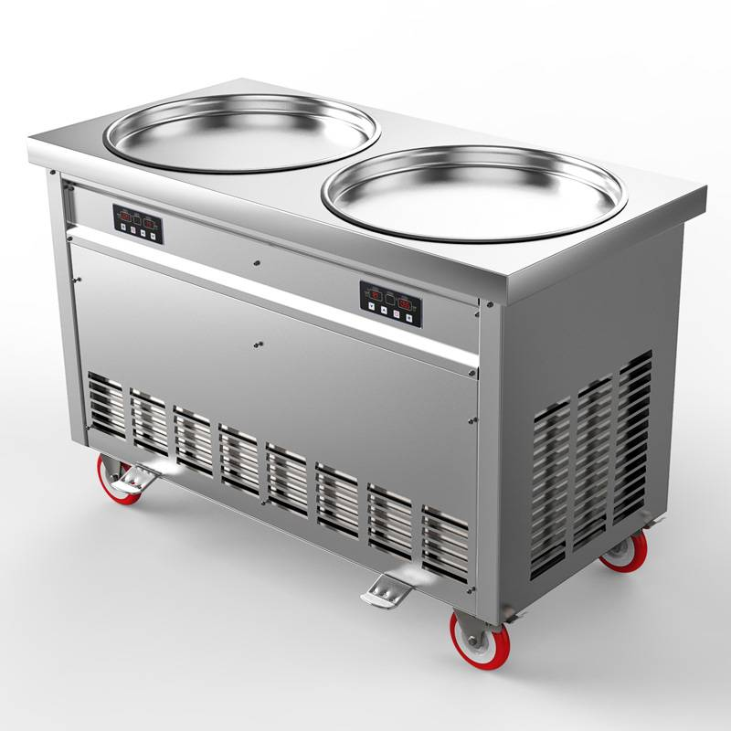 HM-SM-500 Roll ice cream maker