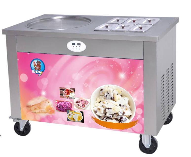 HM-SM-600 thailand ice cream machine