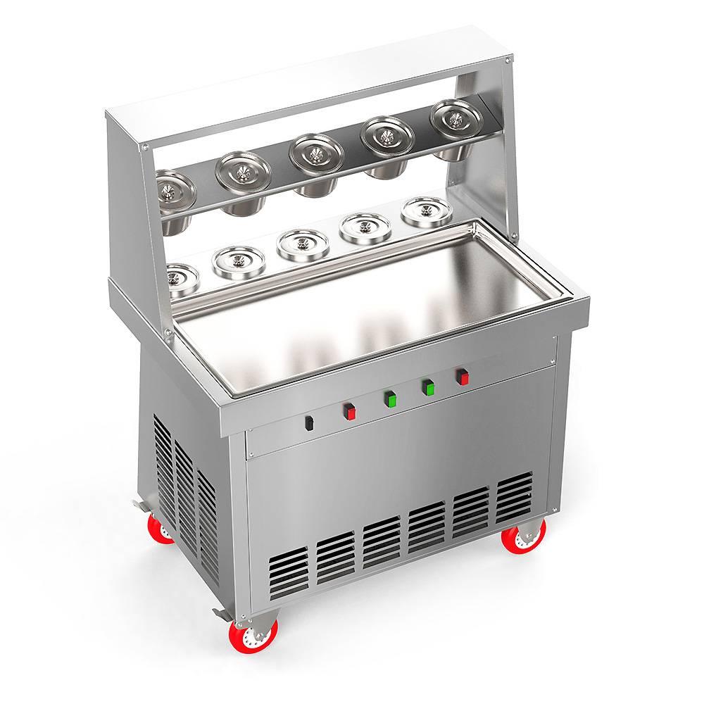 HM-SM-700 fried ice cream roll machine