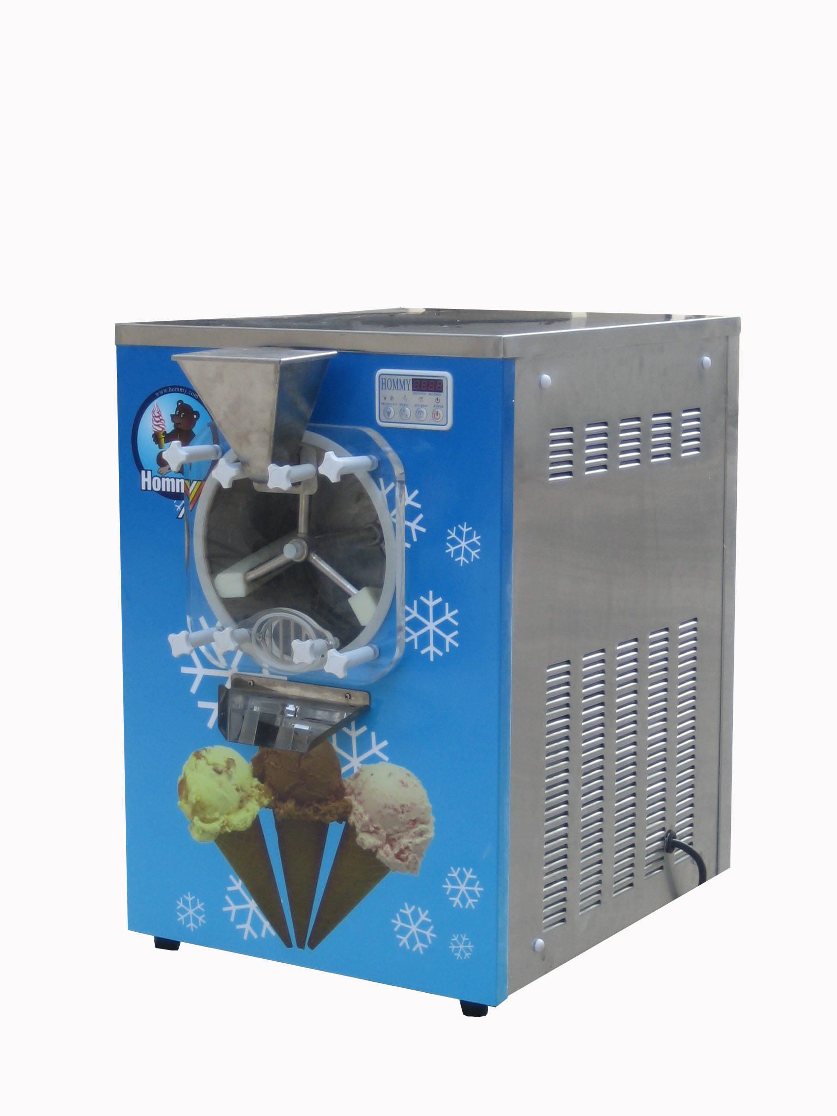 HM18 batch freezer