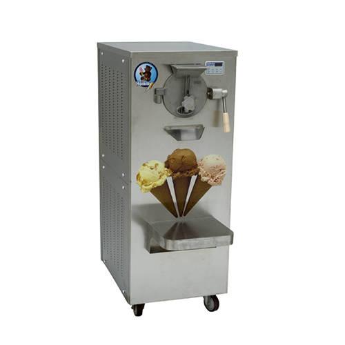 Hommy fresh new design gelato ice cream machine manufacturer