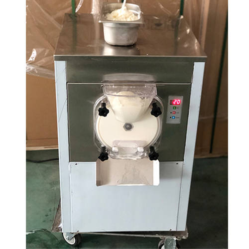HM18B table top hard ice cream machine
