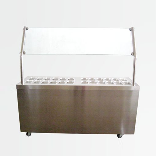 SD 202  Frozen Yogurt topping machine