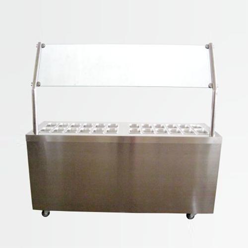 SD 202  Frozen Yogurt topping machine