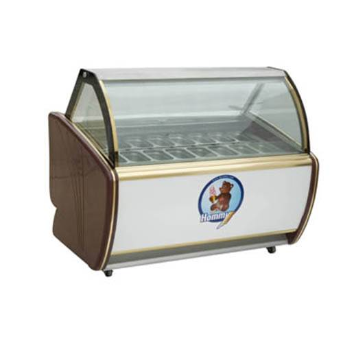 DS-1500  Hard Ice Cream freezer