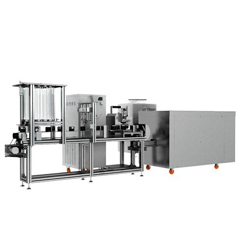 HM25APL  one shot automatic Filling production line
