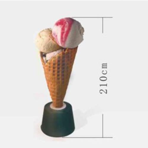 gelato cone mould