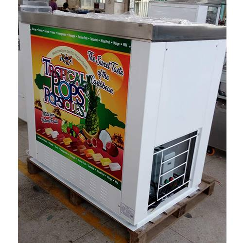 HM-PM-12  ice popsicle machine
