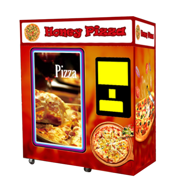 PA-C6  Automatic pizza Vending machine