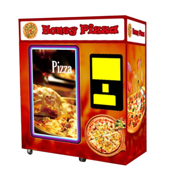PA-C6  Automatic pizza Vending machine