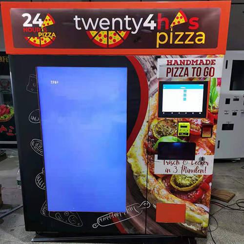 PA-C6-C   Outdoor Pizza vending Machine in 24 hours