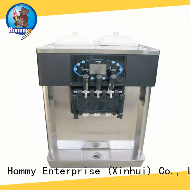 strict inspection cheap ice cream machine hm706 renovation solutions for restaurants