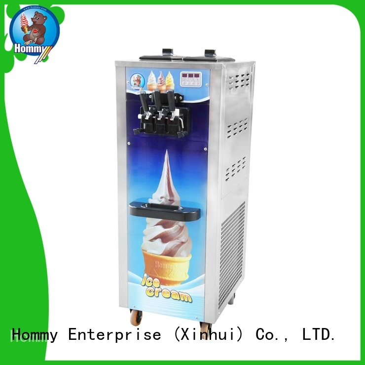 softy ice cream machine price commercial for food shop Hommy
