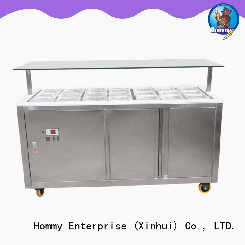 commercial ice cream display case manufacturer for display ice cream