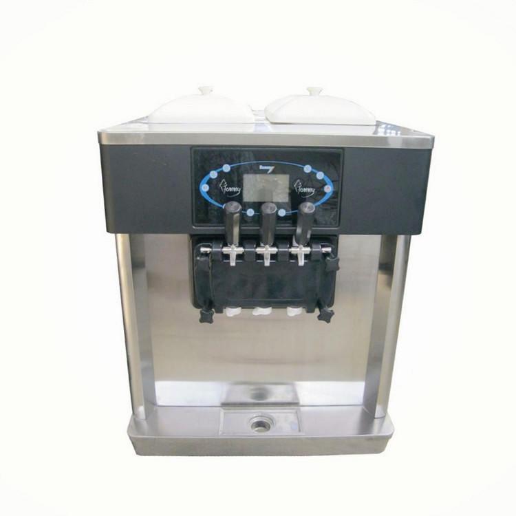 twin twist automatic table top soft serve frozen yogurt  machine-1