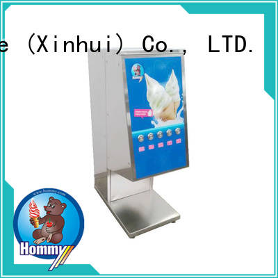 favorable price mcflurry machine 5 star reviews factory for ice cream stands