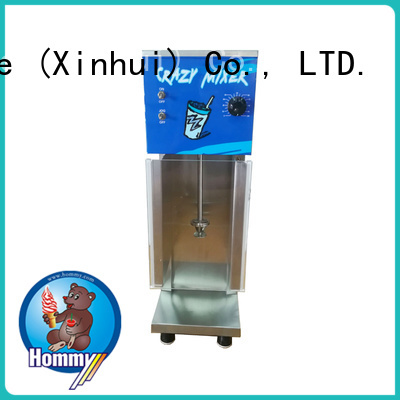 Hommy favorable price ice cream mixer machine manufacturer for bakeries