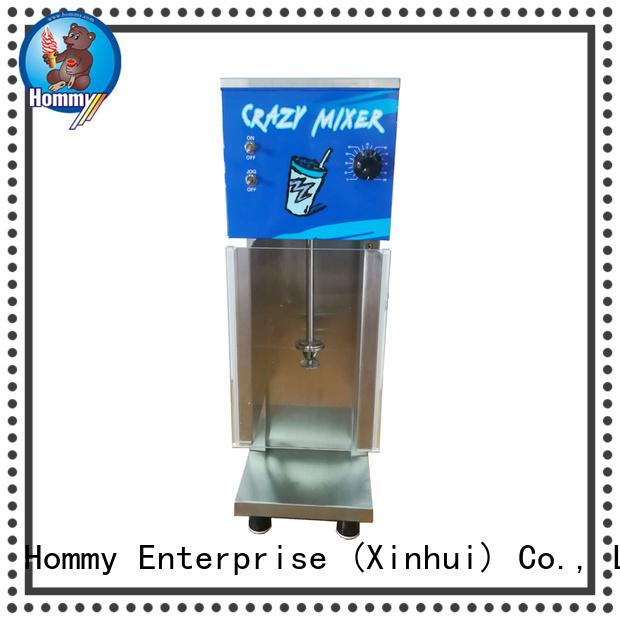 frozen dessert milk shake machine great efficient for frozen yogurt shops Hommy