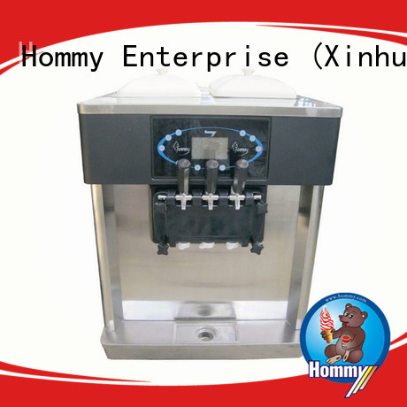 hm706 ice cream machine supplier manufacturer for smoothie shops Hommy