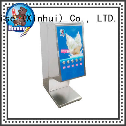 ice cream mixer machine 5 star reviews for coffee shops Hommy